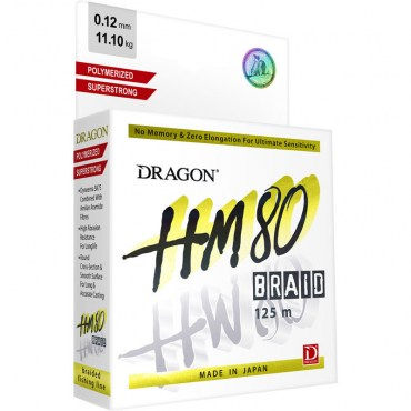 Dragon HM 80 Braid 125mt